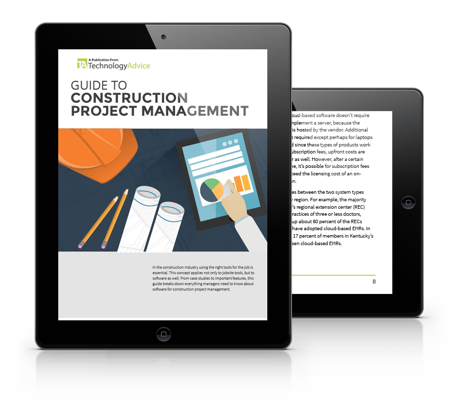 Construction Project Management Software Buyers Guide