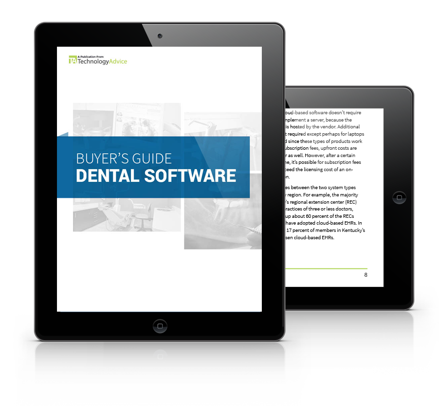 Dental Software Buyers Guide