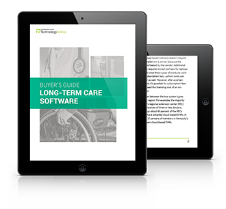 Long-Term Care Software Buyers Guide
