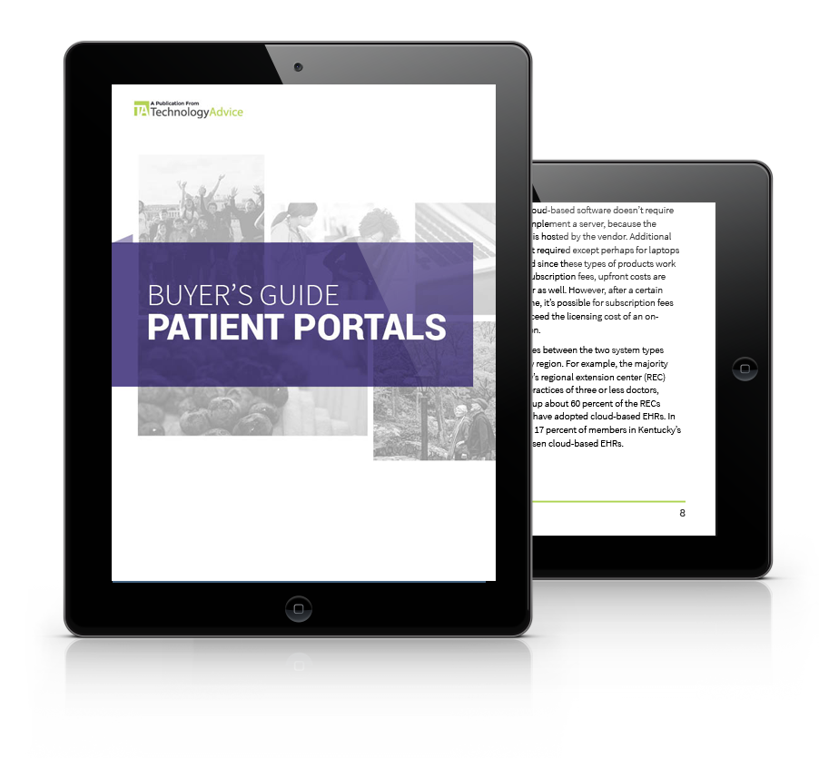Patient Portal Software Buyers Guide