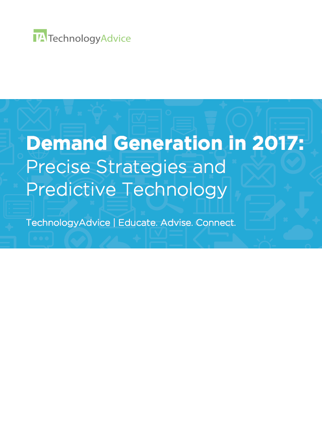 Demand Generation in 2017 Cover Image
