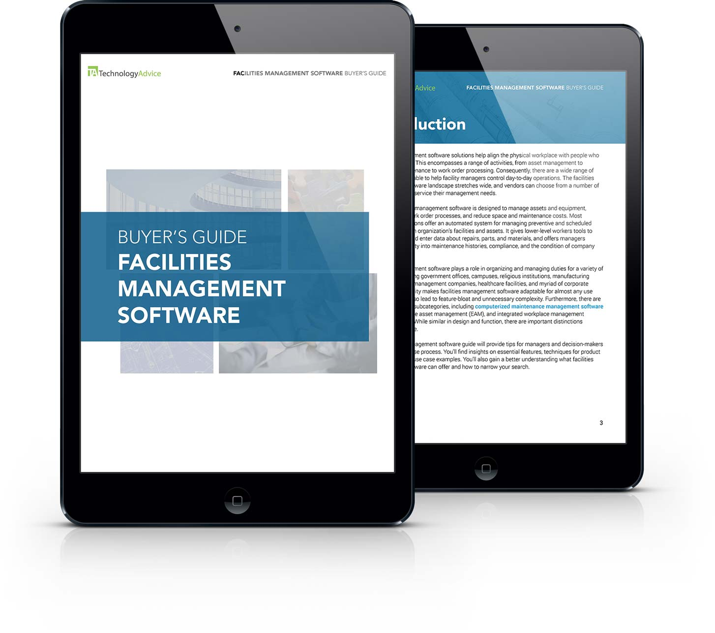 Facilities Management Buyer's Guide ipad