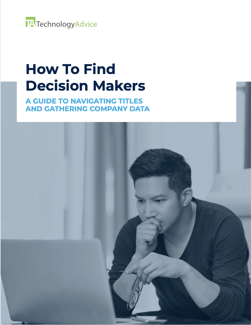 How to Find Decision Makers: A guide to navigating titles and gathering company data