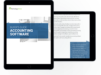 Accounting Software Buyer's Guide