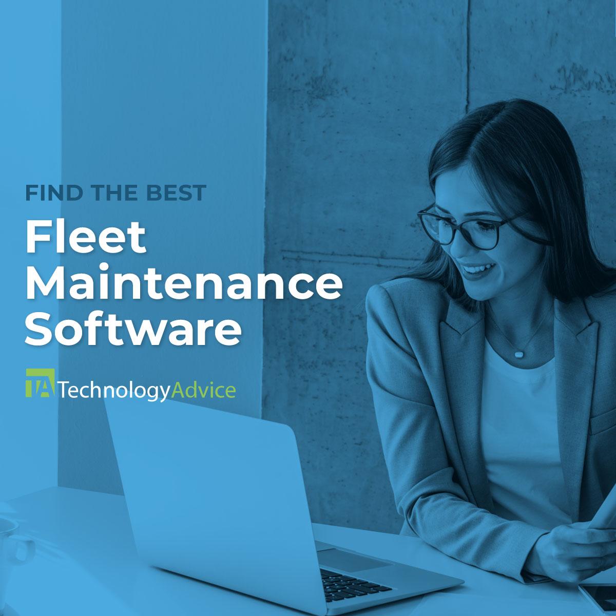 2019's Best Fleet Maintenance Software | TechnologyAdvice