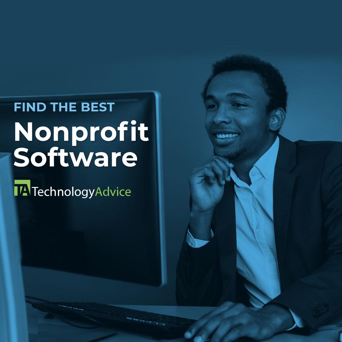 2019's Best Nonprofit Software | TechnologyAdvice