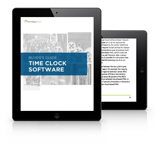 Time Clock Software Buyer's Guide