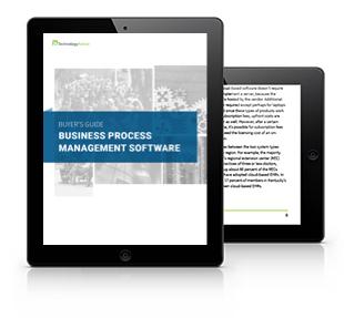 TechnologyAdvice Business Process Management Software Guide
