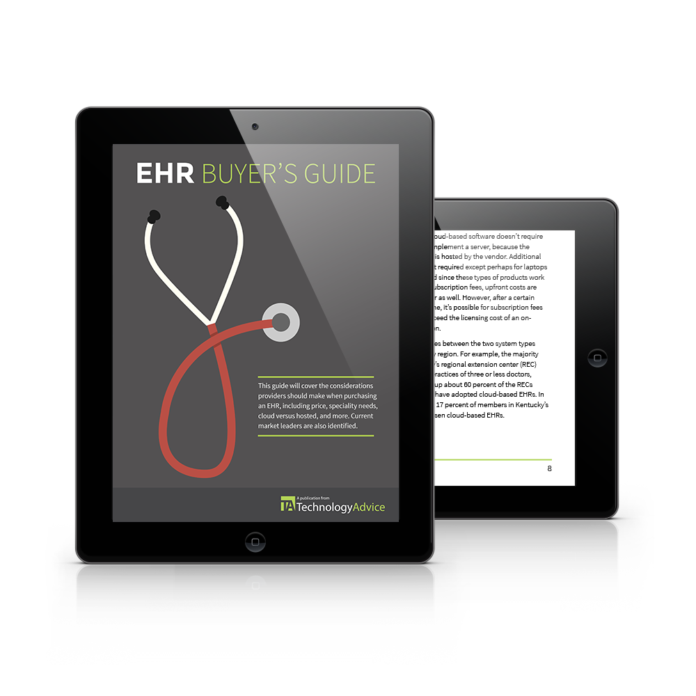EHR Software Buyers Guide