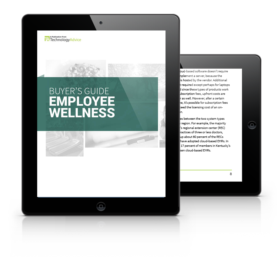 Employee Wellness Buyer's Guide