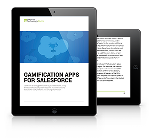 Gamification Apps for Salesforce