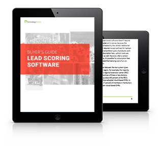 Lead Scoring Software Buyer's Guide