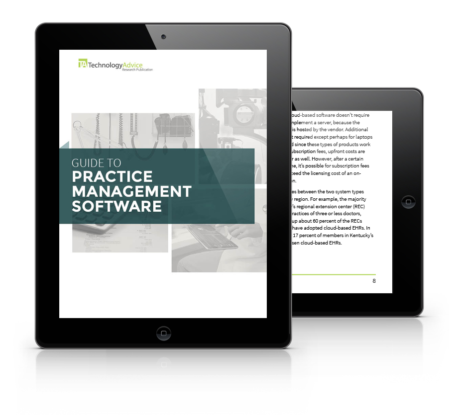Practice Management Software Buyers Guide