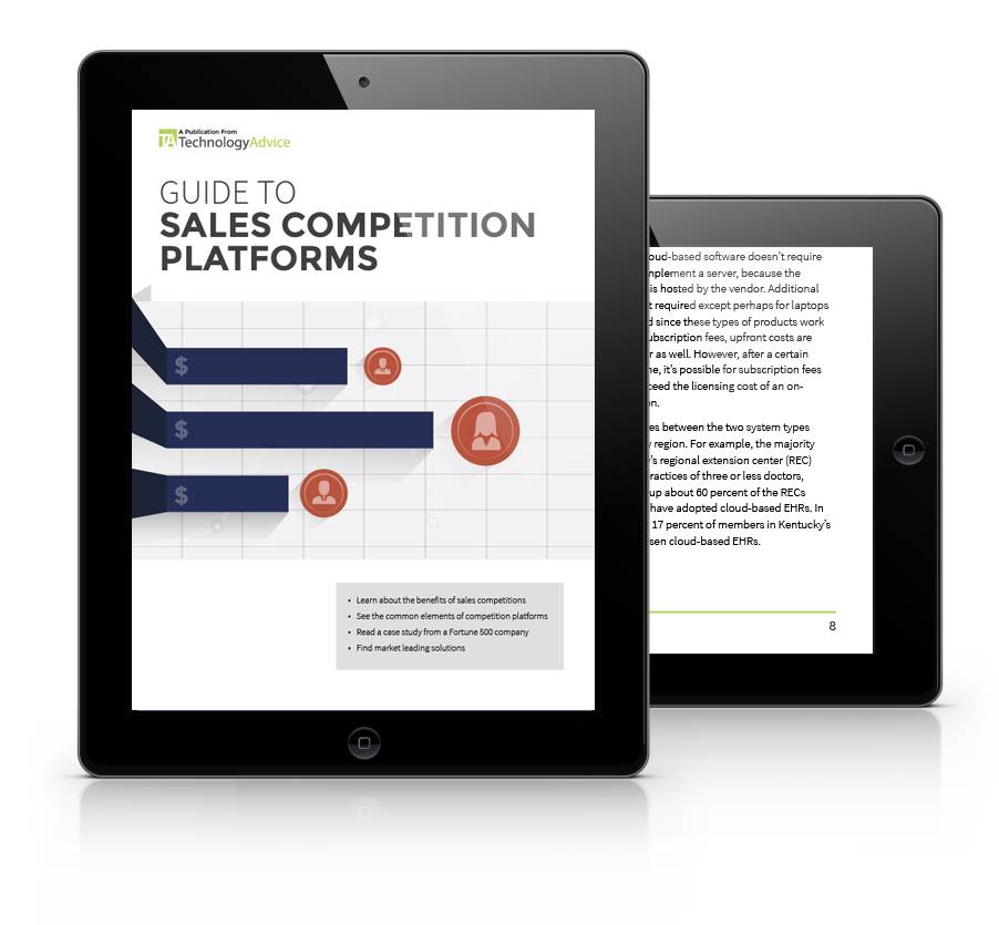 Sales Competition Platform Buyer's Guide