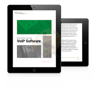 VoIP Software BG image