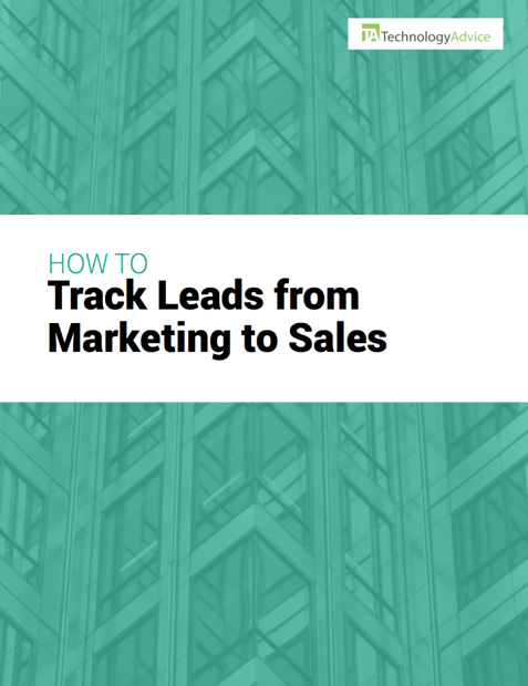 TechnologyAdvice Research Guide: How to Track Leads From Marketing to Sales