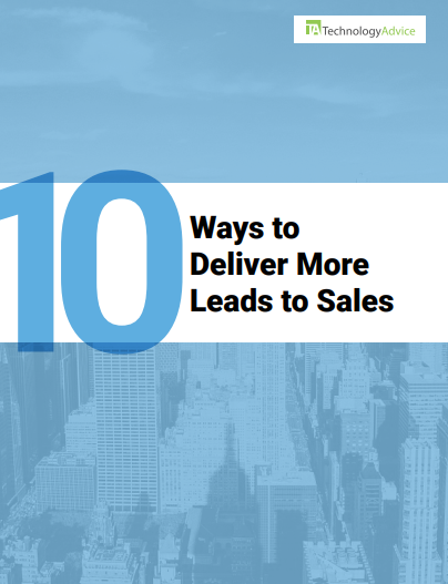 10 Ways to Deliver More Leads to Sales