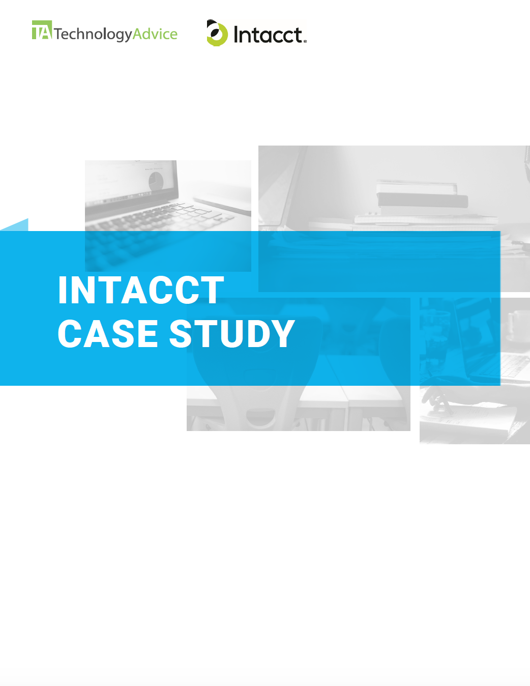 TechnologyAdvice Case Study: Intacct Content Syndication