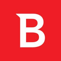 Bitdefender Gravityzone antivirus software logo.