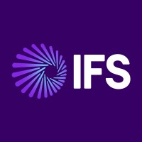IFS Applications ERP logo.