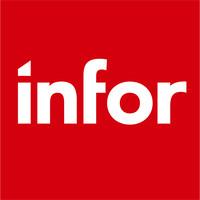 Infor ERP logo.