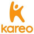 Kareo logo.