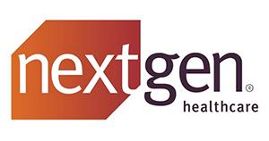 NextGen Healthcare logo.