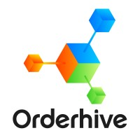 Orderhive inventory management software logo.