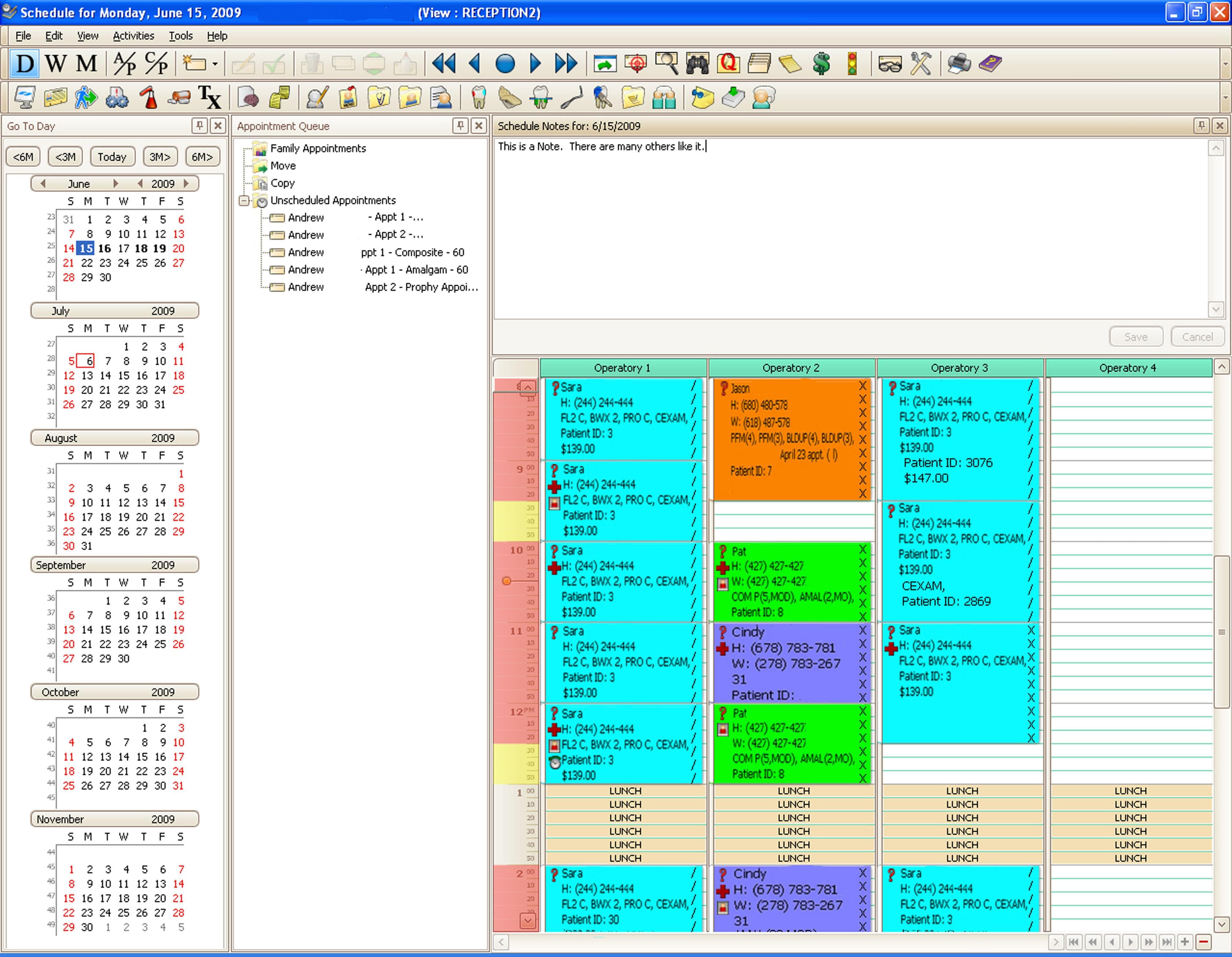 patterson eaglesoft dental software.