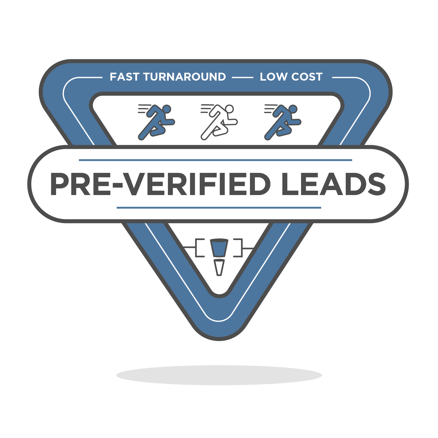 Pre-Verified leads badge icon