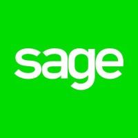 Sage ERP logo.