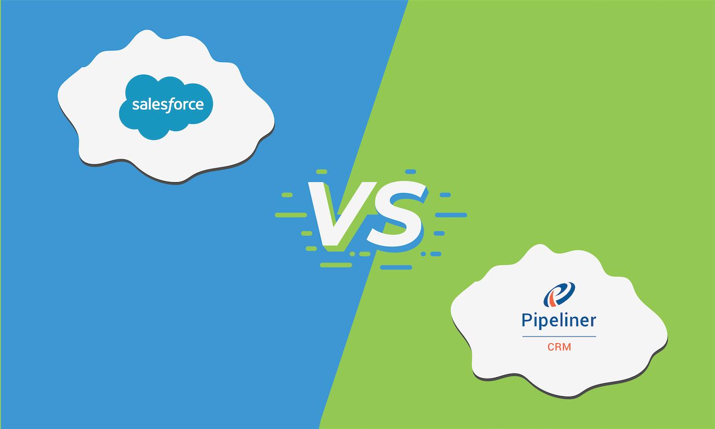 Compare Salesforce vs. Pipeliner CRM