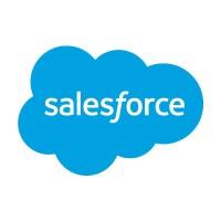 Salesforce sales cloud pipeline management software logo.